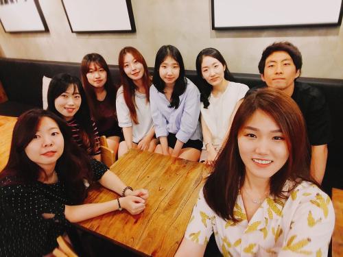 16' 졸업생 박윤지 송별회